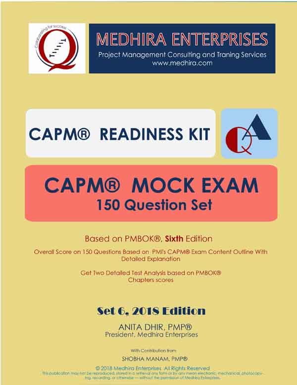 150-Question CAPM Mock Exam