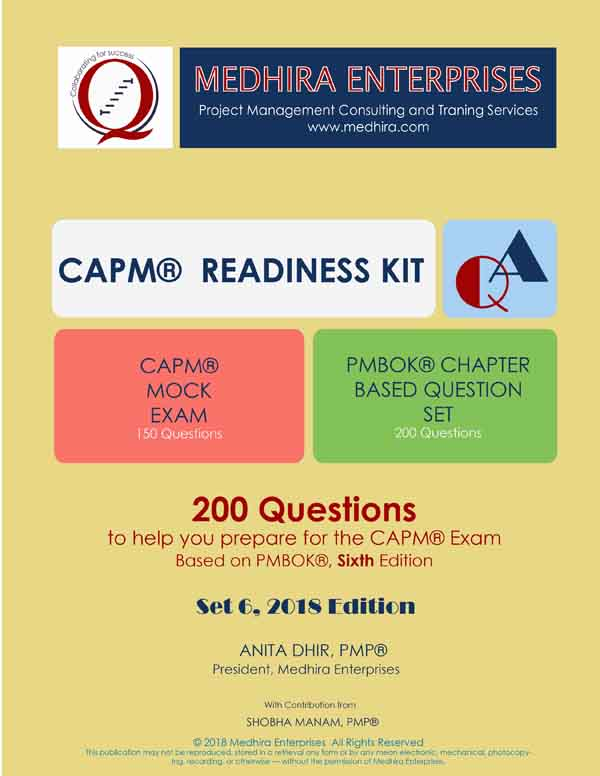200-Question CAPM Mock Exam