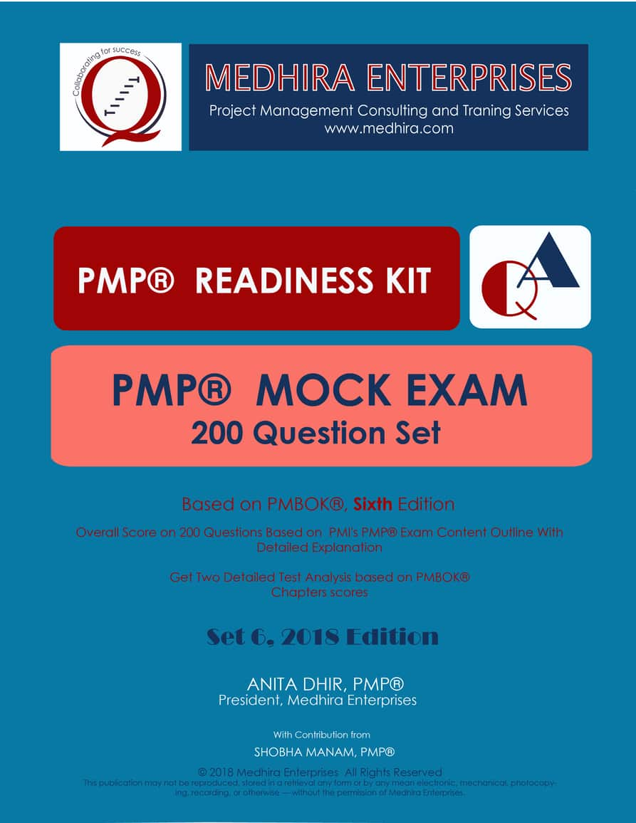 Medhira PMP Exam Prep Test