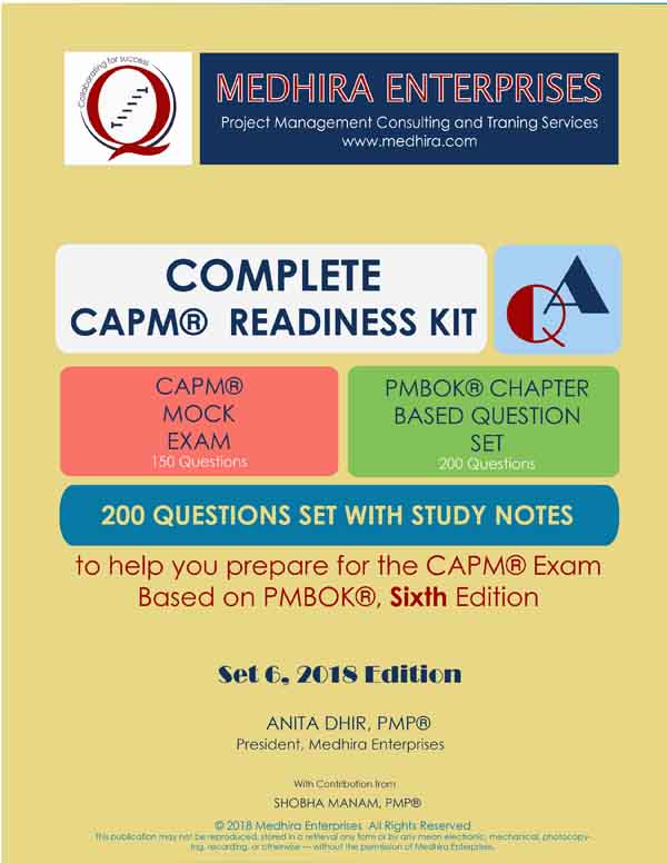 CAPM Mock Exam and test questions
