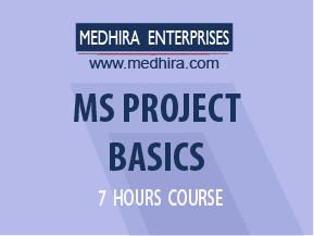 Medhira MS Project tools and techniques classes